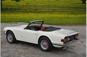 1972 Triumph TR6 for sale 101139511