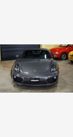 2016 Porsche Cayman for sale 101139518
