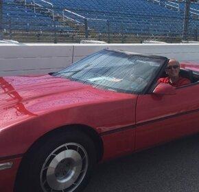 1987 Chevrolet Corvette Convertible for sale 101139523
