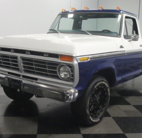 1977 Ford F100 2WD Regular Cab for sale 101139547
