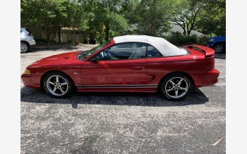 1994 Ford Mustang GT Convertible for sale 101139551