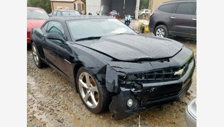 2013 Chevrolet Camaro LT Coupe for sale 101139699