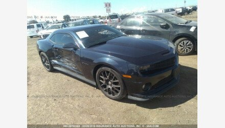 2013 Chevrolet Camaro SS Coupe for sale 101139756