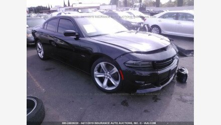2016 Dodge Charger R/T for sale 101139803