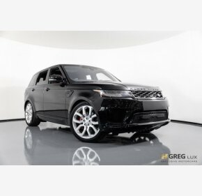 2018 Land Rover Range Rover Sport for sale 101139937