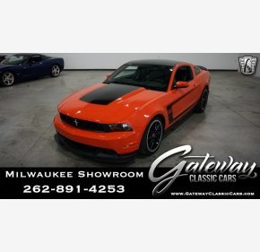 2012 Ford Mustang Boss 302 Coupe for sale 101139980