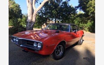 1967 Pontiac Firebird Convertible for sale 101140033