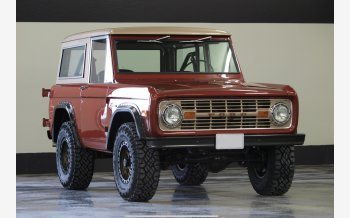 1972 Ford Bronco for sale 101140269