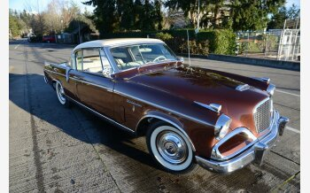 1956 Studebaker Golden Hawk for sale 101140320
