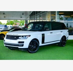 2017 Land Rover Range Rover for sale 101140335