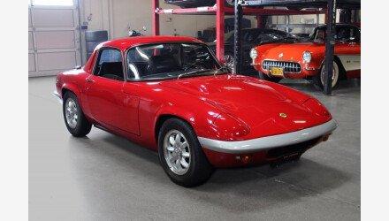 1969 Lotus Elan for sale 101140414
