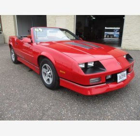 1989 Chevrolet Camaro Convertible for sale 101140483