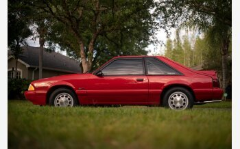 1989 Ford Mustang LX Hatchback for sale 101140544
