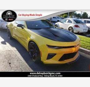 2018 Chevrolet Camaro SS Coupe for sale 101140582