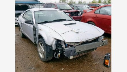 2000 Ford Mustang Coupe for sale 101140648