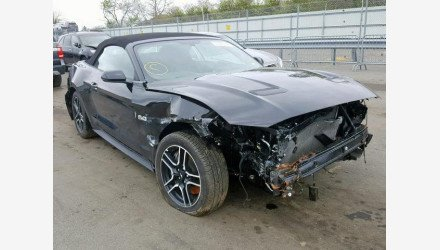 2019 Ford Mustang GT Convertible for sale 101140661