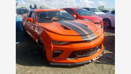2018 Chevrolet Camaro SS Coupe for sale 101140665