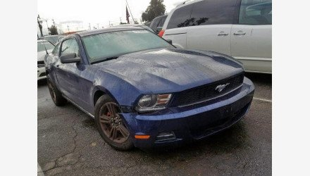 2010 Ford Mustang Coupe for sale 101140675