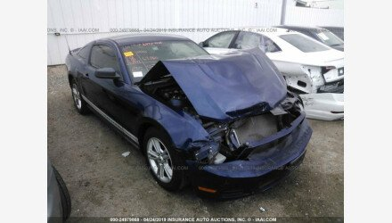 2010 Ford Mustang Coupe for sale 101140826