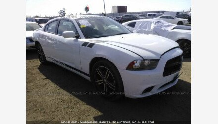2014 Dodge Charger SXT AWD for sale 101140827
