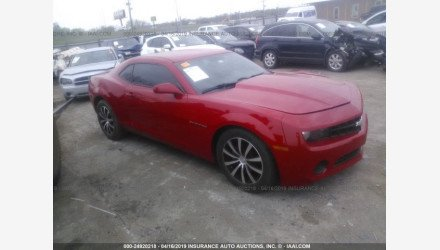 2013 Chevrolet Camaro LS Coupe for sale 101140831