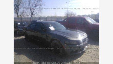 2018 Dodge Charger SXT Plus for sale 101140875