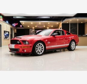 2009 Ford Mustang Shelby GT500 Coupe for sale 101140930