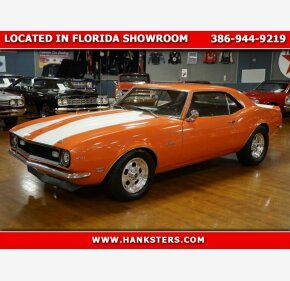 1968 Chevrolet Camaro for sale 101140934