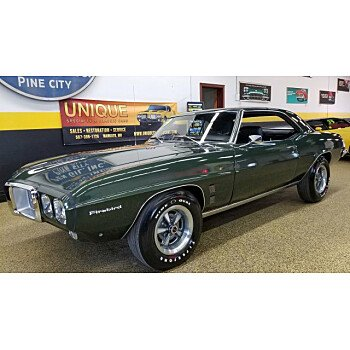1969 Pontiac Firebird for sale 101140987