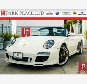 2011 Porsche 911 Cabriolet for sale 101141009