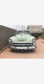 1953 Chevrolet Bel Air for sale 101141011
