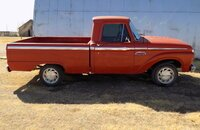 1966 Ford F100 2WD Regular Cab for sale 101141090