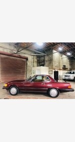 1989 Mercedes-Benz 560SL for sale 101141096