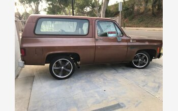 1980 Chevrolet Blazer 2WD for sale 101141103