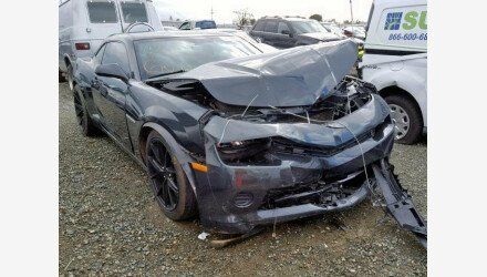 2015 Chevrolet Camaro LS Coupe for sale 101141287