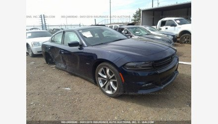 2016 Dodge Charger R/T for sale 101141470