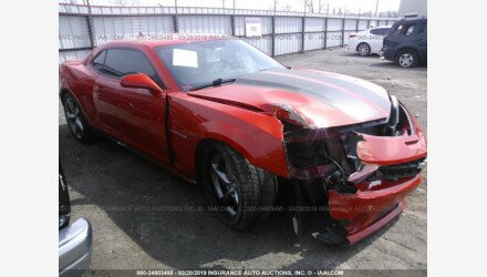 2013 Chevrolet Camaro SS Coupe for sale 101141522