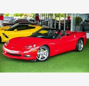 2005 Chevrolet Corvette Convertible for sale 101141525