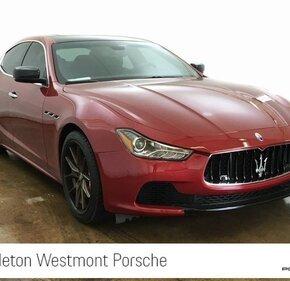 2014 Maserati Ghibli S Q4 for sale 101141645