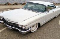1960 Cadillac De Ville Coupe for sale 101141674