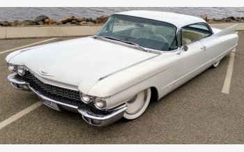 1960 Cadillac De Ville Coupe for sale 101141674