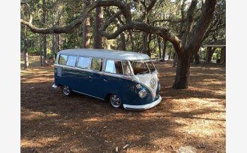 1962 Volkswagen Vans for sale 101141693