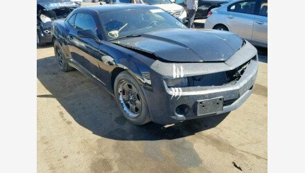 2012 Chevrolet Camaro LS Coupe for sale 101141733
