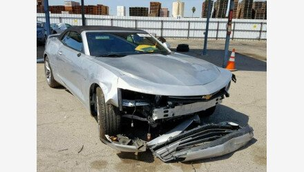 2018 Chevrolet Camaro for sale 101141784
