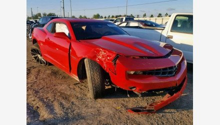 2013 Chevrolet Camaro LS Coupe for sale 101141843