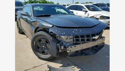2013 Chevrolet Camaro LS Coupe for sale 101141855