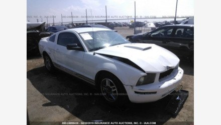 2007 Ford Mustang Coupe for sale 101141936