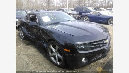 2013 Chevrolet Camaro LT Coupe for sale 101142029