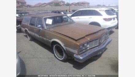 1979 Oldsmobile Custom Cruiser for sale 101142129