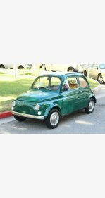 1967 FIAT 500 for sale 101142150